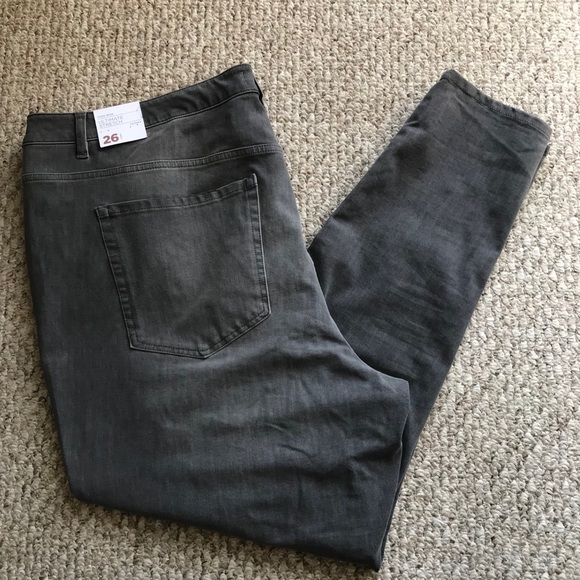 Lane Bryant Denim - NWT Lane Bryant high rise skinny jeans size 26L
